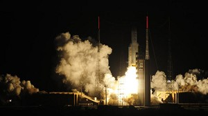Europea's heaviest cargo ship launched to Space Station