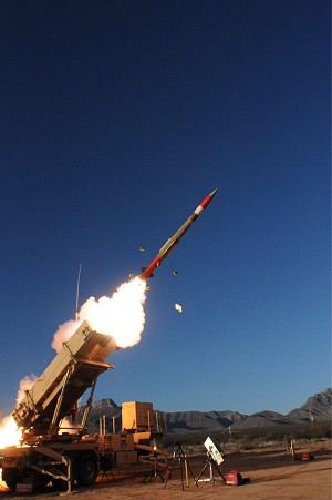 LM Conducts Successful PAC-3 MSE Missile Flight Test at White Sands Missile Range