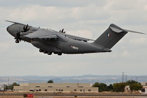 Second production Airbus Military A400M makes maiden flight