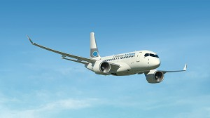 Bombardier Discloses Odyssey as European Customer for 10 CSeries Aircraft