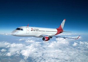 Air Lituanica selects Embraer E-Jets
