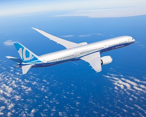 Boeing Launches 787-10 Dreamliner