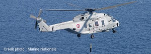 FLASH SONICS sonar enters service with French Navy NH90 Caiman helicopters