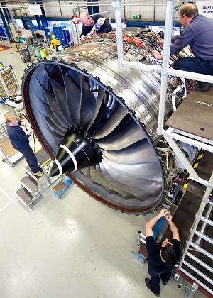 Rolls-Royce delivers Trent 1000 engines for Boeing 787-9 first flight