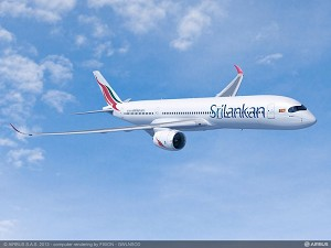SriLankan Airlines opts for 6 A330's and 4 A350 XWB's