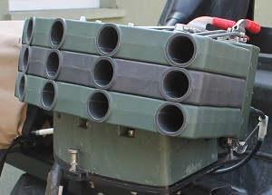 Rheinmetall to supply the Bundeswehr with ROSY smoke protection system