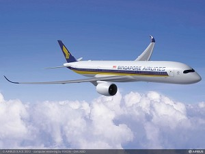 Singapore Airlines finalises order for up to 50 more A350 XWBs