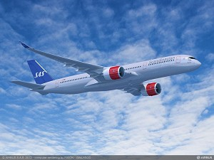 SAS selects eight A350 XWBs and four A330s