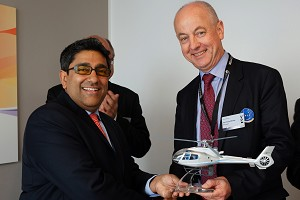 Nepal's Shree Airlines orders 8 light Eurocopter helicopters