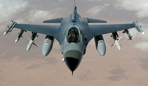 Luke AFB F-16 crashes, pilots safely eject