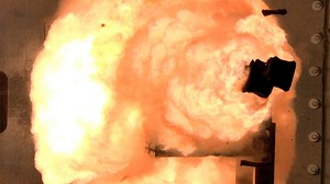 BAE Revolutionizes the Future of Naval Warfare with EM Railgun Development