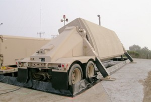 Early hardware delivery enables deployment of crucial missile defense radar