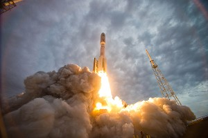 ULA Atlas V Rocket Successfully Launches MUOS-2 Mission for US Navy