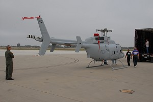 1st Upgraded MQ-8C Fire Scout Delivered to US Navy