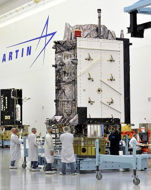 LM GPS III Satellite Prototype To Help Cape Canaveral Air Force Station Prep For Launch