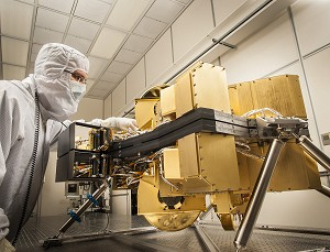 LM Ships Near Infrared Camera For JWST to NASA Goddard Space Flight Center