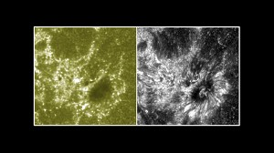NASA's IRIS Telescope Offers 1st Glimpse of Sun's Mysterious Atmosphere