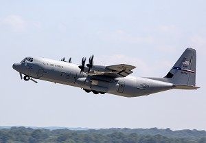 The Fleet Is Complete: Dyess AFB Receives Final C-130J Super Hercules