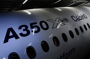 Airbus' next-gen A350 XWB carried its 1st ''passengers'' this week - without ever leaving the ground.
