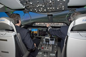 Boeing Expands 787 Flight Training Support in Europe
