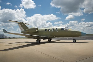First Production Citation M2 Leaves Manufacturing Line