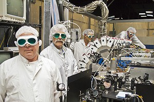 Boeing Thin Disk Laser Exceeds Performance Requirements During Testing