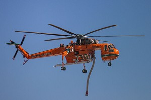Erickson Air-Crane Announces MRO Contract with Helicopter Transport Services (HTS)