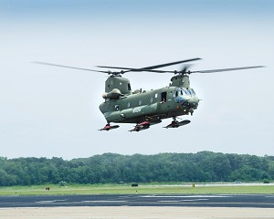NAWCAD Team Helps British Crew Complete New Helo Tests