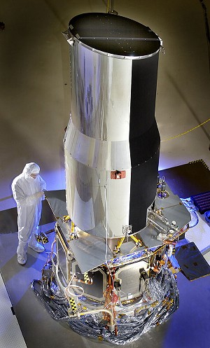 LM Celebrates Ten Years of Mission Success for the Spitzer Space Telescope
