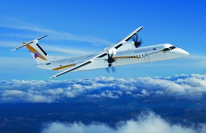 IFC Executes LoI for 50 Bombardier Q400 NextGen Airliners