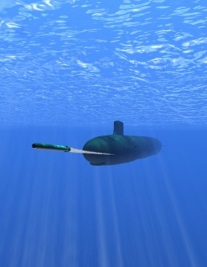 US Navy Awards LM $37 M for Heavyweight Torpedo Program