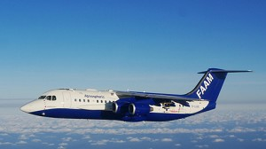 BAE provides design engineering expertise to BAe146/Avro RJ airtanker (aerial firefighter) conversion programmes in North America