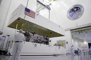 LM GPS III Satellite Prototype Successfully Integrated With Raytheon OCX Ground Control Segment