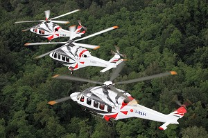 AgustaWestland and Milestone Aviation Group Agree Historic Multi-aircraft Framework Agreement