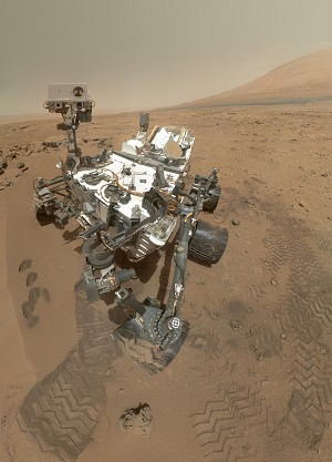 Curiosity's SAM Instrument Finds Water and More in Surface Sample