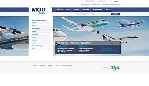 Fokker launches ModStore, the online Aircraft Modifications trading place