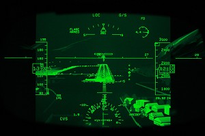 Rockwell Collins Unveils New EVS-3000 Enhanced Vision System