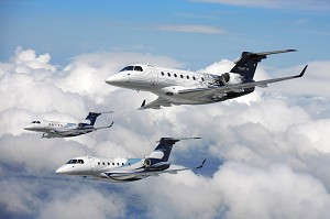 Embraer Displays Full Executive Jets Portfolio at NBAA