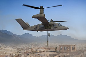 Spirit to Manufacture Fuselage for Bell HelicopteraEUR(tm)s V-280 Valor