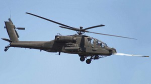 Laser-Guided Rocket Successfully Qualified to Support Apache Crews