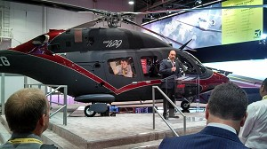 Bell Helicopter Unveils the Bell 429WLG at NBAA 2013