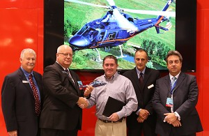 Life Flight Network Signs Firm Orders for 3 AW119Kx