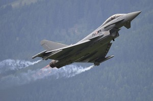 Austrian Eurofighters Equipped With Latest Capability Standard  for Tranche 1 Aircraft