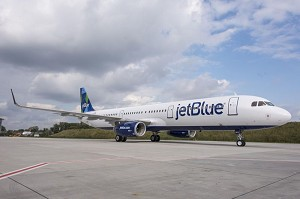 JetBlue Deal Marks 10,000th Airbus A320 Family Order