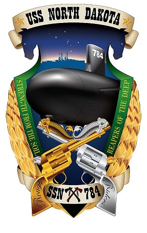 Navy to Christen Submarine North Dakota