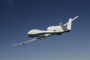NGC, Triumph Aerostructures Validate Triton Unmanned Aircraft Wing Strength Exceeds Navy Requirement