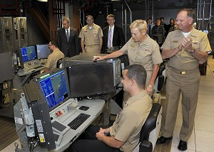 LM, US Navy and MDA Demo Readiness of the Ashore Missile Defense System for Romania