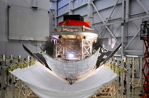 NASA's Orion Sees Flawless Fairing Separation in 2nd Test
