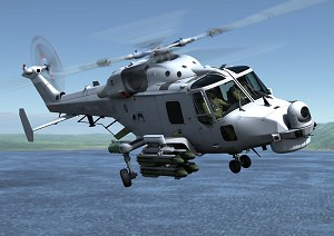 Vector Aerospace to keep the Lynx flying
