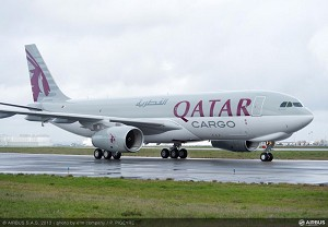 Qatar Airways expands its Airbus A330 Freighter fleet